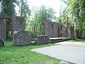 Гробиньский замок - стена.jpg