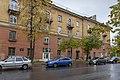 Жилой дом военного ведомства. Улица Гоголя, 30 и улица Анохина 6, Петрозаводск, Карелия.jpg