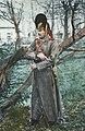 Конный гренадер в зимней парадной форме (1893).jpg