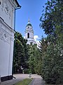 Мгарський монастир, Дзвіниця 03.jpg