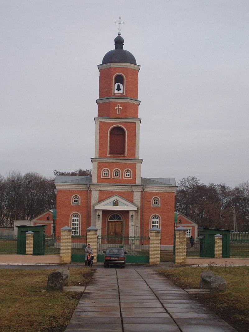 Михайловская церковь