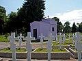 Могили воїнів польських легіонерів та колишня капличка (Рівне) DSC 5986.jpg
