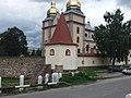 Мури з 3 наріжними баштами, вул. Шевченка 3.jpg