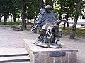 Пам'ятник композиторам М. С. Березовському і Д. С. Бортнянському в місті Глухів.jpg