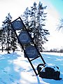 "Памятник репрессированным ""Sāpju semafors"" - piemineklis represētajiem - panoramio.jpg"