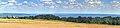 "Панорама Дніпровських круч з-над Канева (праворуч). НПП ""Білоозерський"" на обрії по центру кадра.jpg"