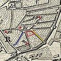 Певческий переулок. Мичуринский план Москвы.1739.jpg