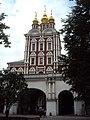 Преображенская церковь над северными воротами Новодевичий монастырь 03.JPG