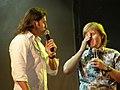 Ревва и Рожков на концерте в Донецке 6 июня 2010 года 051.JPG