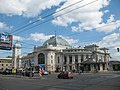СПб, здание Витебского вокзала (2). 5.06.2011.jpg