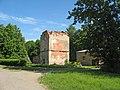 Сергиевка, здание у оранжерей, литера Р.jpg