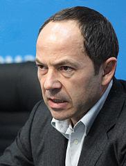 Serhij Tihipko - angeblicher Anführer der Revolte