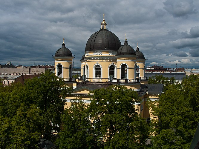 Transfiguration Cathedral (Saint Petersburg)