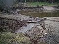 Таким стал пруд после прорыва воды - panoramio.jpg