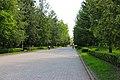 Тернопіль, Старий Парк, Алея Героїв.jpg