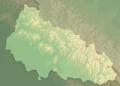 Физическая карта Закарпатской области.png