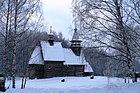 Церковь Всемилостливого Спаса из села Фоминское Костромского района.JPG