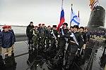 Юнармия на подлодке «Дмитрий Донской» 02.jpg
