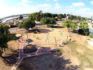 Giv'at Ko'ah - A playground in Giv'at Ko'ah.