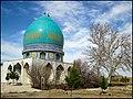 امامزاده سید محمد نخجیروان محلات Holy shrine of Emamzadeh Seyyed Mohammad - panoramio.jpg
