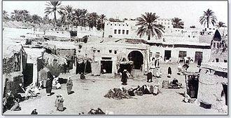 Qatif - Historical Qatif Souq