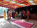 शिमगा उत्सव पालखी तयारी ताम्हाणे(राजापूर) जिल्हा रत्नागिरी.jpg