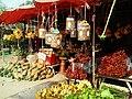 ตลาดผลไม้้ ผลิตภัณฑ์เกษตร อ.สวี จ.ชุมพร - panoramio.jpg