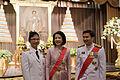 นายกรัฐมนตรีและภริยากล่าวถวายพระพรชัยมงคลเนื่องในวันฉั - Flickr - Abhisit Vejjajiva (2).jpg