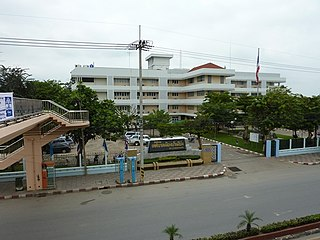 Ban Pong District District in Ratchaburi, Thailand