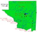 グアテマラ-ペテン県-地図.xcf