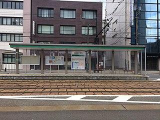 Jinai Joshikōkō Station