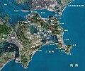 汕头市濠江区地形图1.jpg