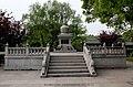 温州江心屿 木鱼老和尚舍利塔 sarira pagoda - panoramio.jpg