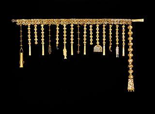 Royal girdle of Korea