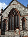 -2019-09-28 East facing window, Cromer Methodist Church, West Street, Cromer.JPG