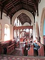 -2019-12-05 Choir stalls and rood screen, St Mary's, Northrepps.JPG