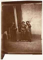 -The Artist, His Mother, and Friends in Fishing Garb- MET DP139574.jpg