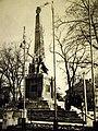 00082 Soviet Denkmal aus der Zeit des kommunistischen Totalitarismus in Głogów (Reed 1971).JPG