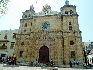 Iglesia de San Pedro Claver, Cartagena - Iglesia de San Pedro Claver