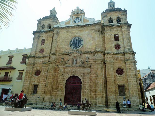 Convento y Iglesia de San Pedro Claver