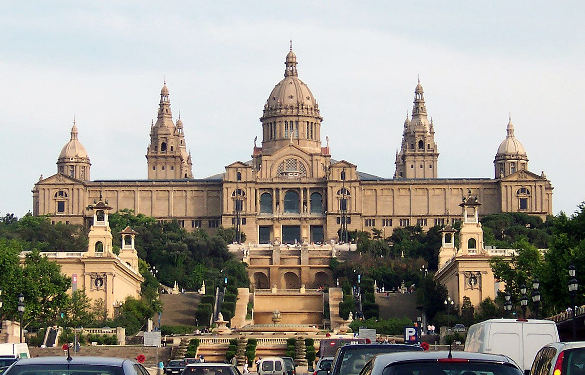Palacio Nacional (Barcelona) - Wikipedia, la enciclopedia ...