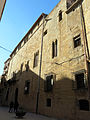 059 Palau episcopal de Tortosa, façana c. Cruera.JPG
