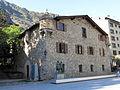 064 Casa de la Vall (Andorra la Vella), façana sud.JPG