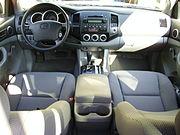 Toyota tacoma wikipedia - 1997 toyota tacoma interior parts ...