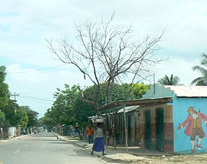 Pedernales, Dominican Republic - Pedernales, Dominican Republic, May 2007.