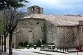 081 Santa Maria de Camprodon, angle nord-est.JPG