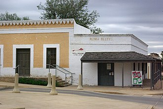 Roma, Texas - Image: 08a ROMA , TX (3) (16632080606)
