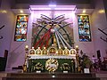 09158jfShrine of Saint Andrew Kim Santo Cristo Parish Church Bocaue Bulacanfvf 36.jpg