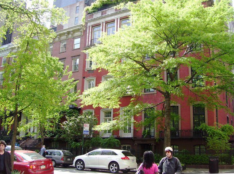 File:1-4 Gramercy Park townhouses.jpg
