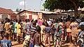 10 Janvier à Ouidah, Curieux et égoun goun 01.jpg